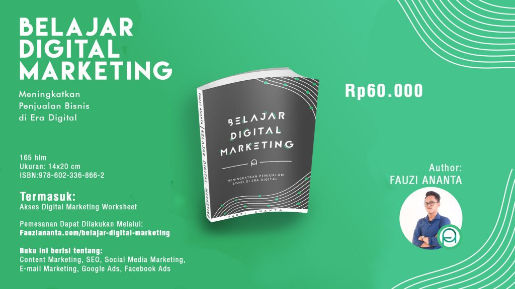 belajar digital marketing