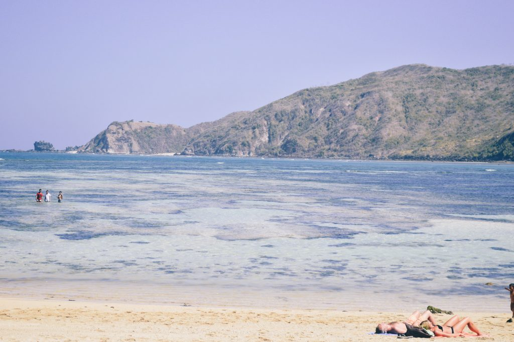 Backpacking ke Lombok